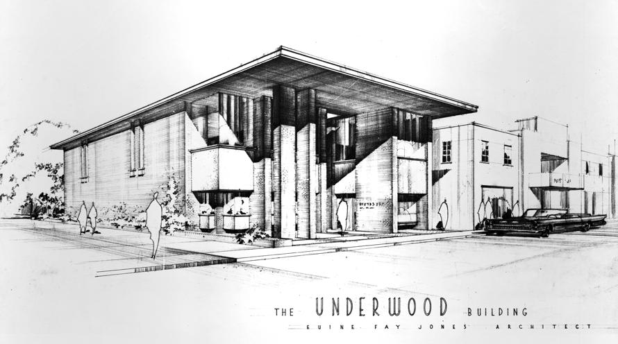 87 Mid Century Modern Architecture Drawing Iconic Edward A Killingsworth Mid Century Modern